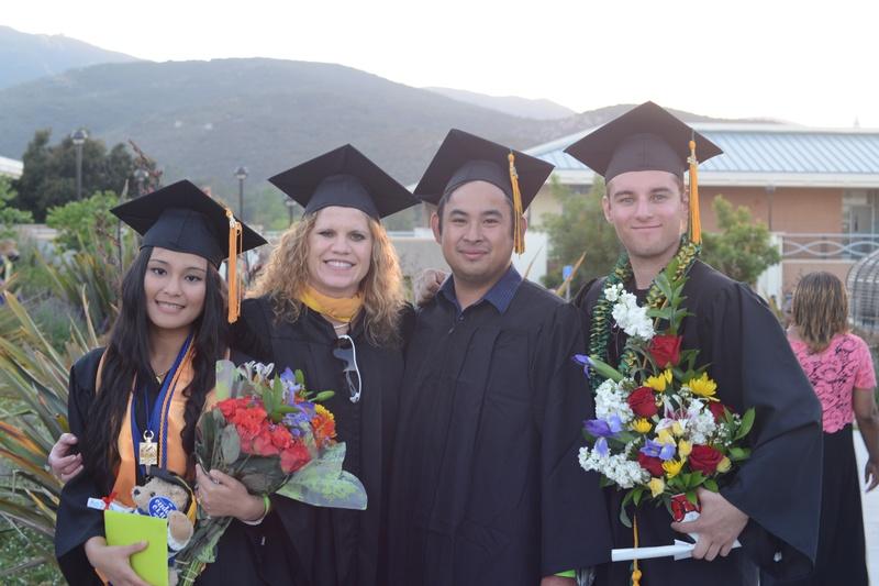 Thirada, Tina, Jason, Cristian