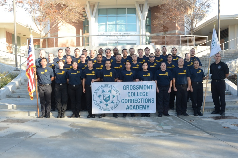 Fall 13 Corrections Academy
